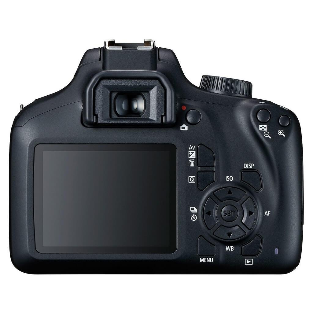Cámara DSLR Canon EOS 4000D