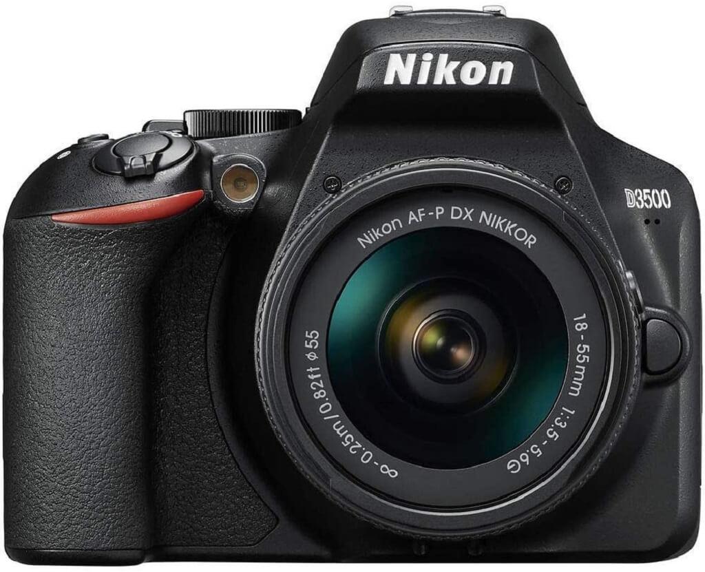 Cámara Réflex Nikon D3500